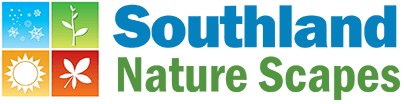 southland nature scapes logo w-outline